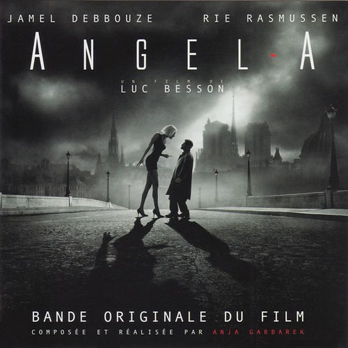 ANJA GARBAREK CD OST Angel-A