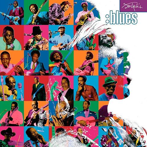 JIMI HENDRIX 2xLP Blues (180 Gram Audiophile Vinyl)