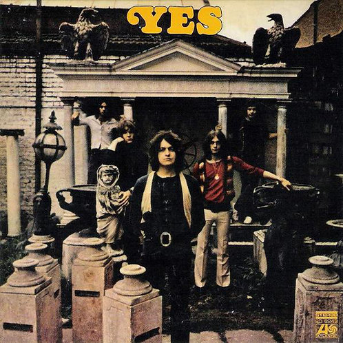 YES CD Yes (Mini Lp Replica) + Bonus Tracks