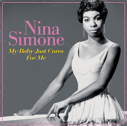 NINA SIMONE LP My Baby Just Cares For Me