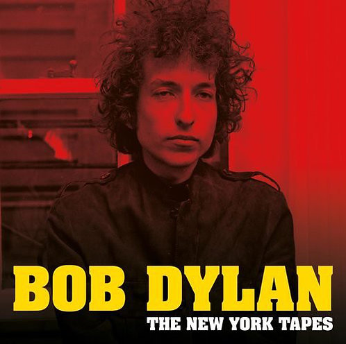 BOB DYLAN LP The New York Tapes