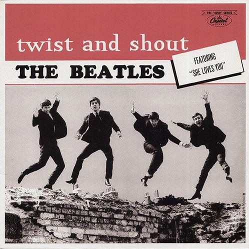 BEATLES LP Twist And Shout (Canada Vinyl)
