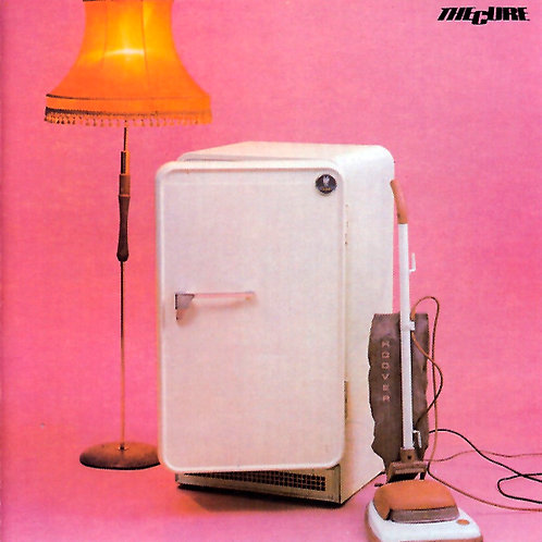 THE CURE LP Three Imaginary Boys (Holland Reissue)