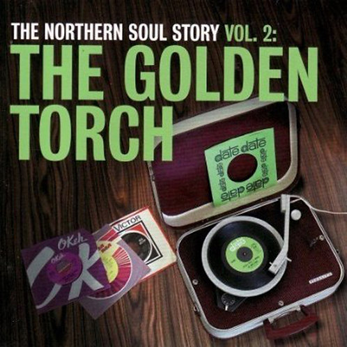 VARIOUS CD The Northern Soul Story Vol. 2: The Golden Torch