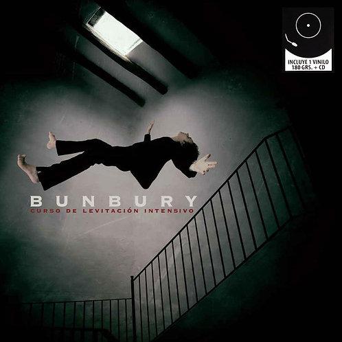 BUNBURY LP+CD Curso de Levitación Intensivo