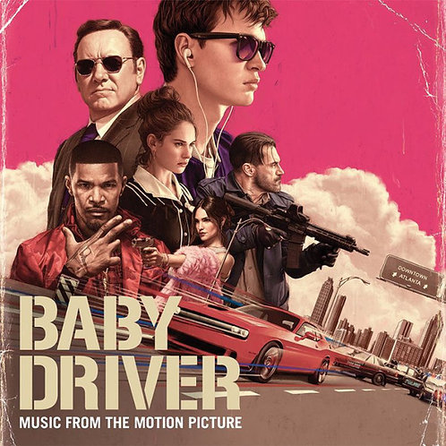VARIOS 2XLP Baby Driver (Music From The Motion Picture)