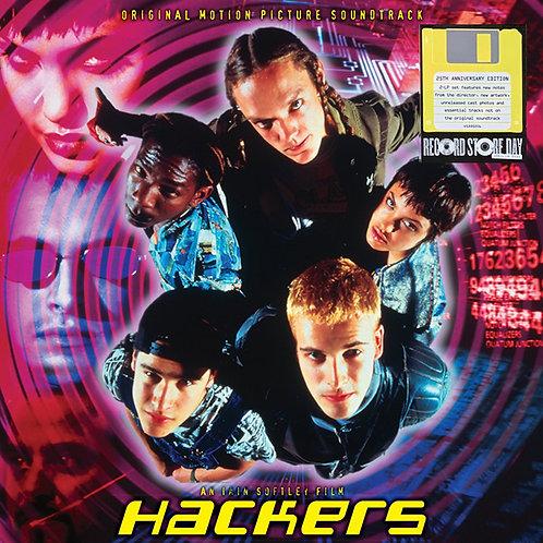 VARIOUS 2xLP OST Hackers (Original Motion Picture Soundtrack) (RSD Drops 2020)