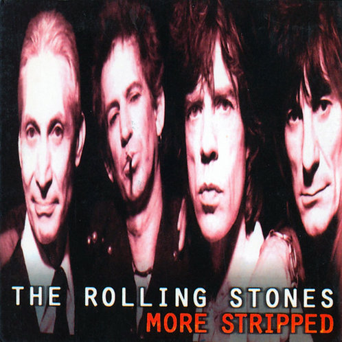 ROLLING STONES CD More Stripped (Digipack)