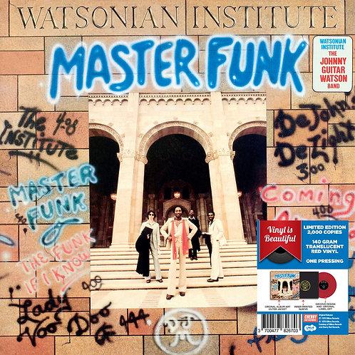 WATSONIAN INSTITUTE LP Master Funk