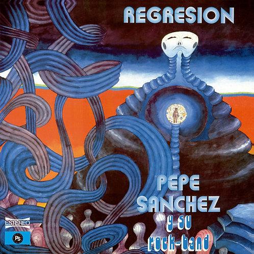 PEPE SANCHEZ Y SU ROCK BAND CD Regresión