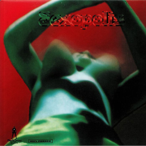 VARIOS LP Sexopolis (French Funky-Pop)
