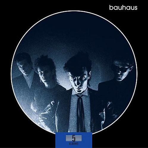 BAUHAUS BOX SET 5xCD 5 Albums