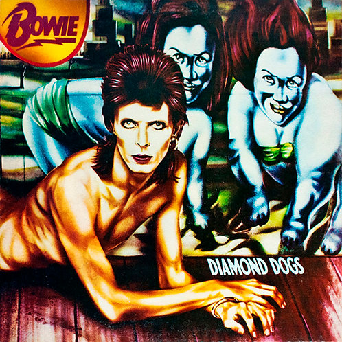 DAVID BOWIE LP Diamond Dogs (Gatefold Cover)