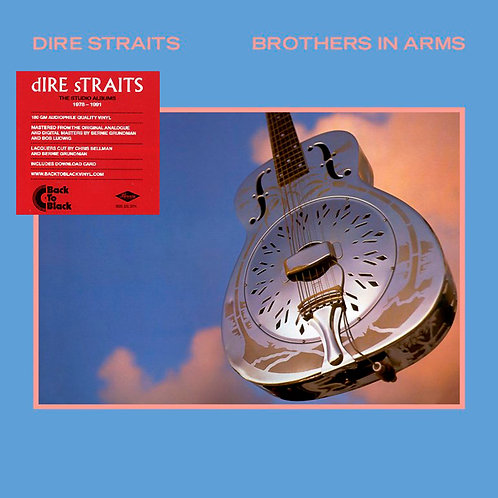 DIRE STRAITS 2xLP Brothers In Arms