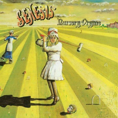 GENESIS LP Nursery Cryme (Remastered 2013)