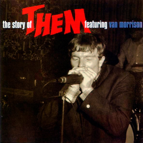 THEM feat VAN MORRISON 2xCD The Story Of
