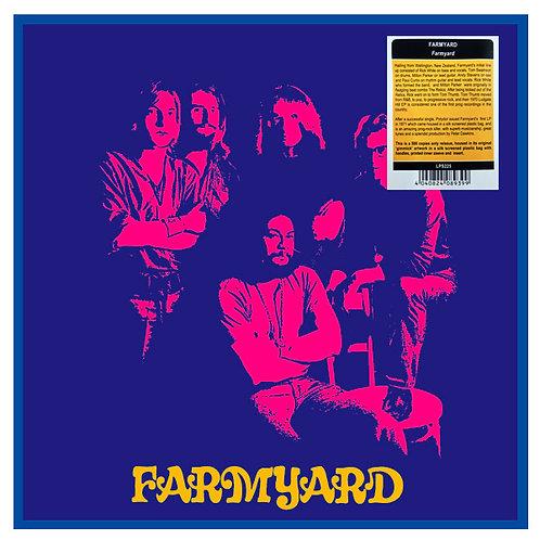 FARMYARD LP Farmyard (Silk Screened Plastic Bag)