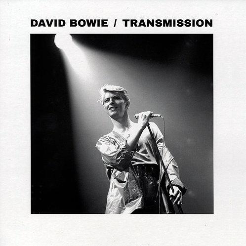DAVID BOWIE LP Transmission