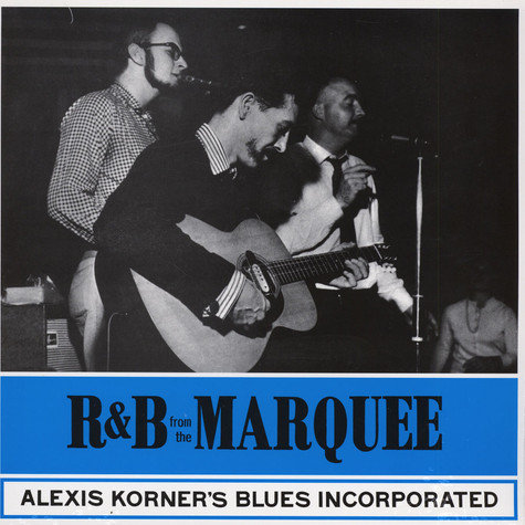 ALEXIS KORNER'S BLUES INCORPORATED CD R & B From The Marquee + Bonus Tracks