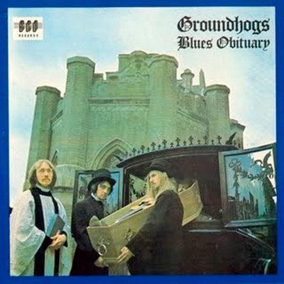 GROUNDHOGS CD Blues Obituary