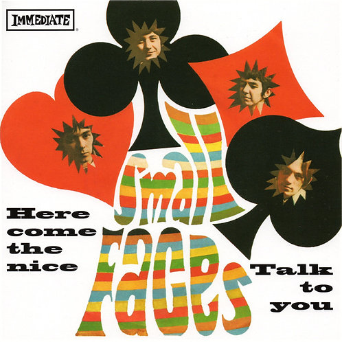 "SMALL FACES 7"" Here Come The Nice/Talk To You (RSD 2013)"
