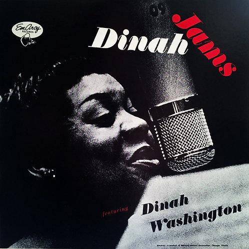 DINAH WASHINGTON LP Dinah Jams