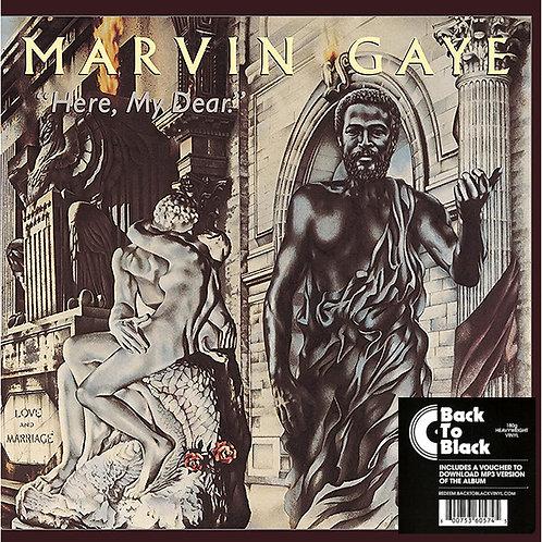 MARVIN GAYE 2xLP Here, My Dear