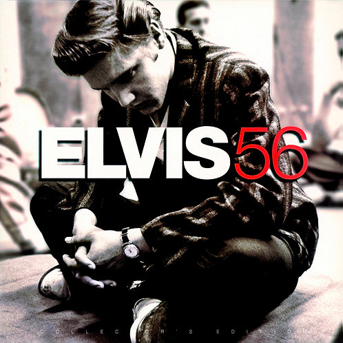 ELVIS PRESLEY LP Elvis 56 (180 gram audiophile vinyl)