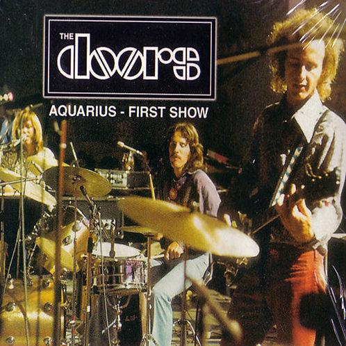 THE DOORS 2xCD Aquarius - First Show