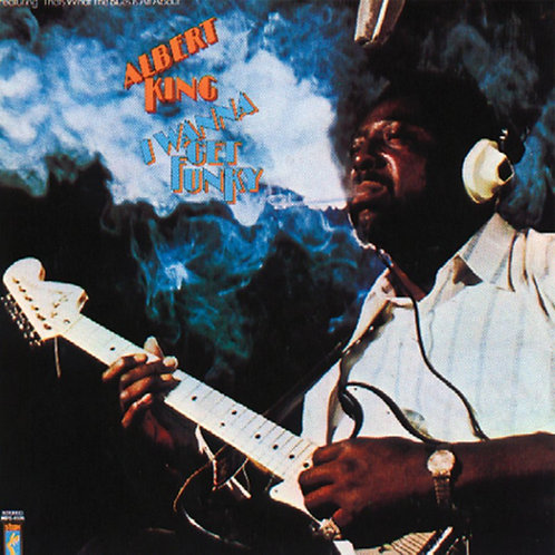 ALBERT KING CD I Wanna Get Funky
