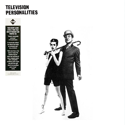 TELEVISION PERSONALITIES LP ...And Don't The Kids Just Love It
