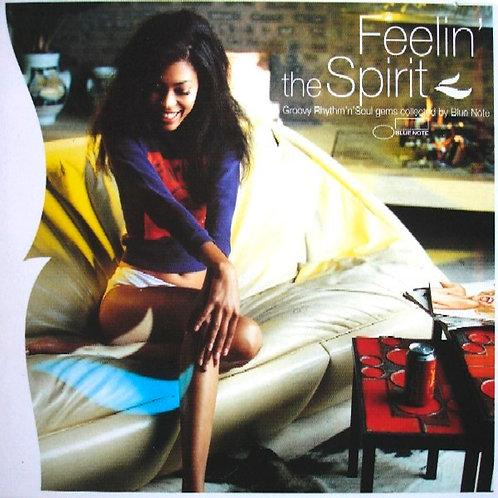 VARIOS CD Feelin' The Spirit: Groovy Rhythm'n'Soul Gems Collected By Blue Note