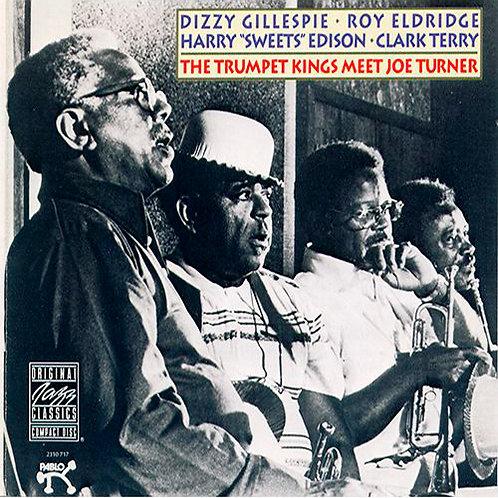 DIZZY GILLESPIE CD Trumpet Kings Meet Joe Turner