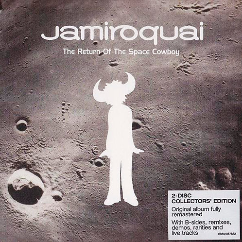JAMIROQUAI 2xCD The Return Of The Space Cowboy (Collectors' Edition)