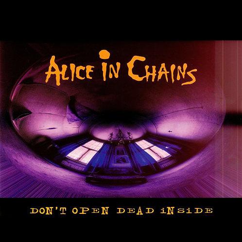 ALICE IN CHAINS LP Don't Open Dead Inside