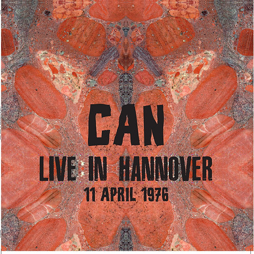 CAN LP Live In Hannover, 11 April 1976
