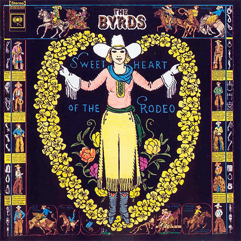 THE BYRDS CD Sweetheart Of The Rodeo + Bonus Tracks