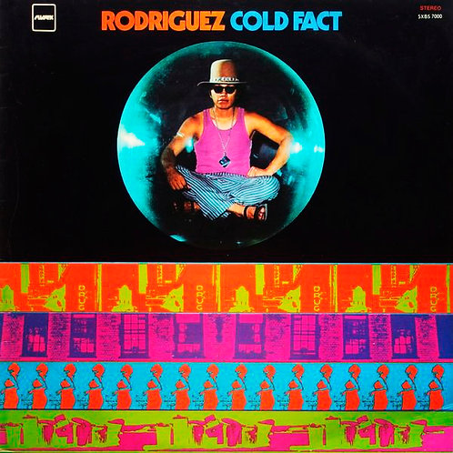 RODRIGUEZ LP Cold Fact (South African Cover Reissue)