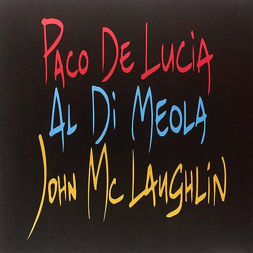 PACO DE LUCIA LP The Guitar Trio