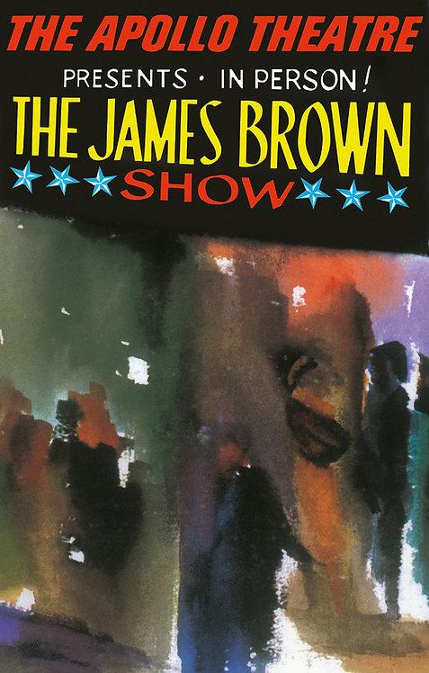 JAMES BROWN CASSETTE Live At The Apollo