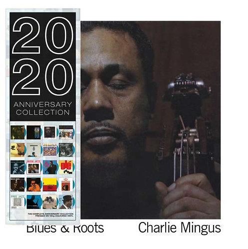 CHARLES MINGUS LP Blues & Roots (Blue Coloured Vinyl)
