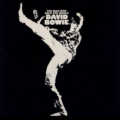 DAVID BOWIE LP Man Who Sold The World (Green Coloured Vinyl)
