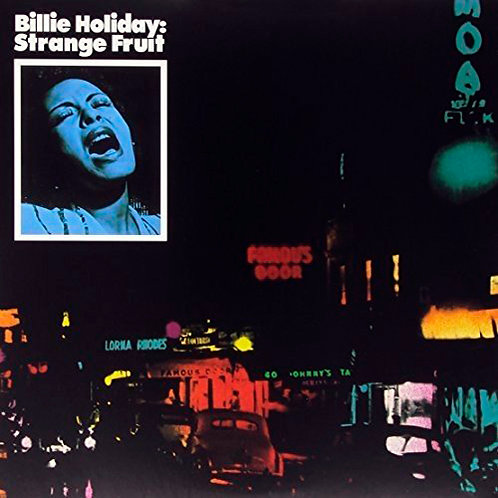 BILLIE HOLIDAY LP Strange Fruit