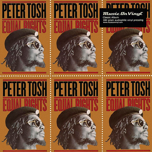 PETER TOSH 2xLP Equal Rights (180 gram audiophile vinyl)