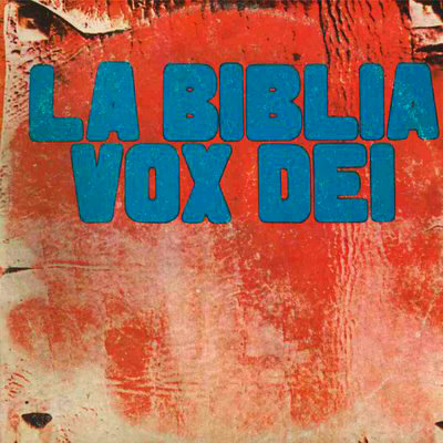 VOX DEI 2xLP La Biblia (Limited Edition)