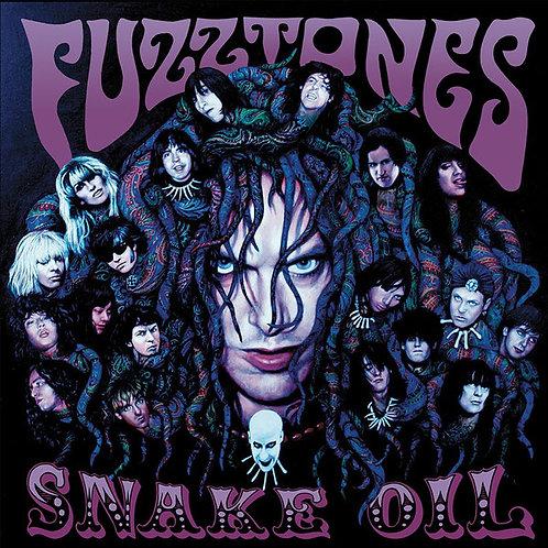 FUZZTONES 2xLP Snake Oil (Rarities)