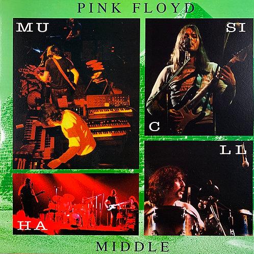 PINK FLOYD LP Middle Boston 1973 (Blue Coloured Vinyl)