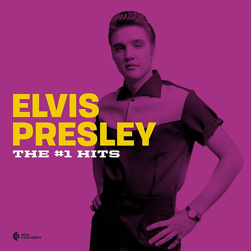 ELVIS PRESLEY LP The #1 Hits