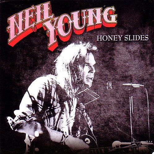 NEIL YOUNG CD Honey Slides