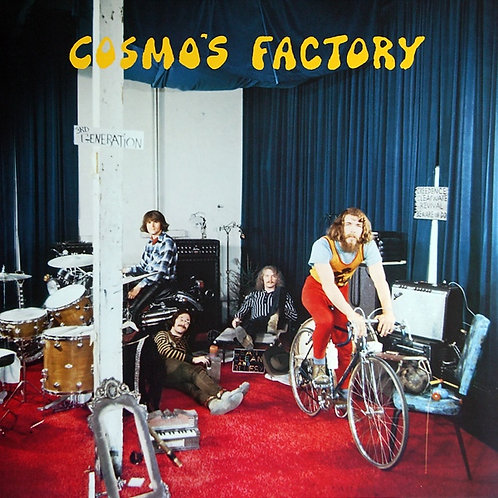 CREEDENCE CLEARWATER REVIVAL LP Cosmo's Factory